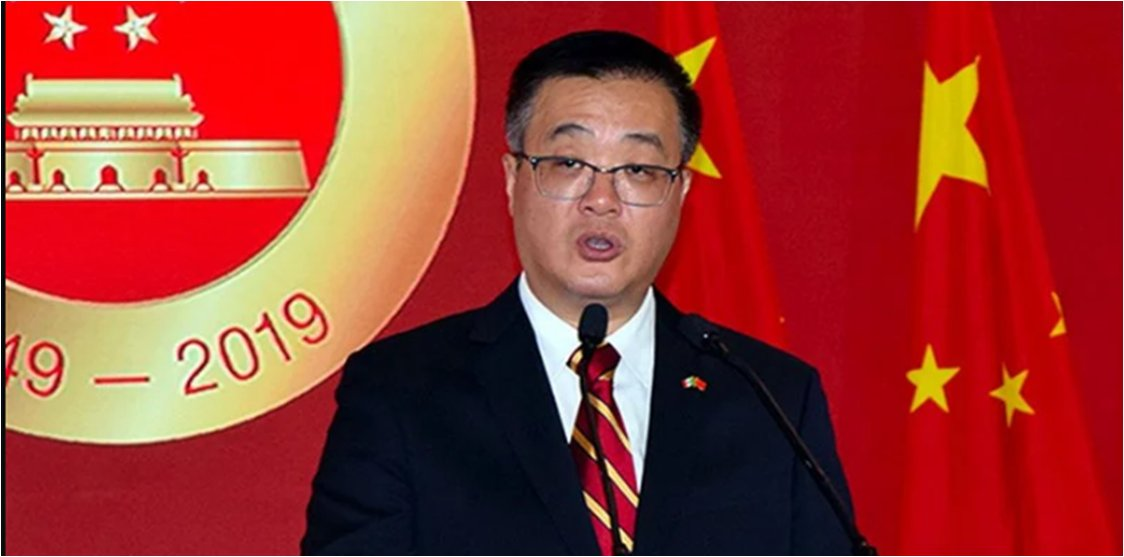 China le dice a México: jamás olvidaremos que nos ayudaron primero