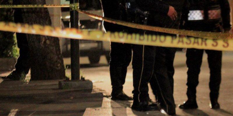 Dos hombres huyen a pie tras cometer un asesinato en Tlalpan