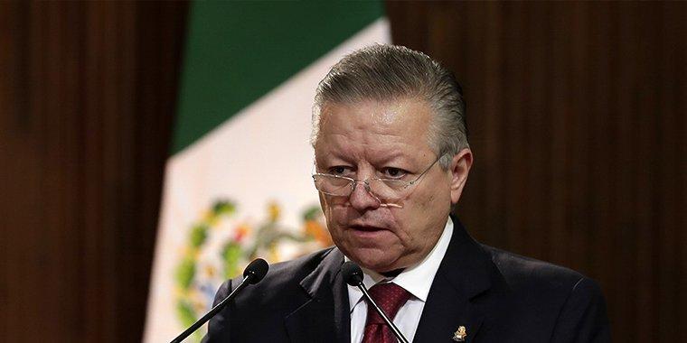 Arturo Zaldívar lamenta fallecimiento del rector de la Universidad Iberoamericana