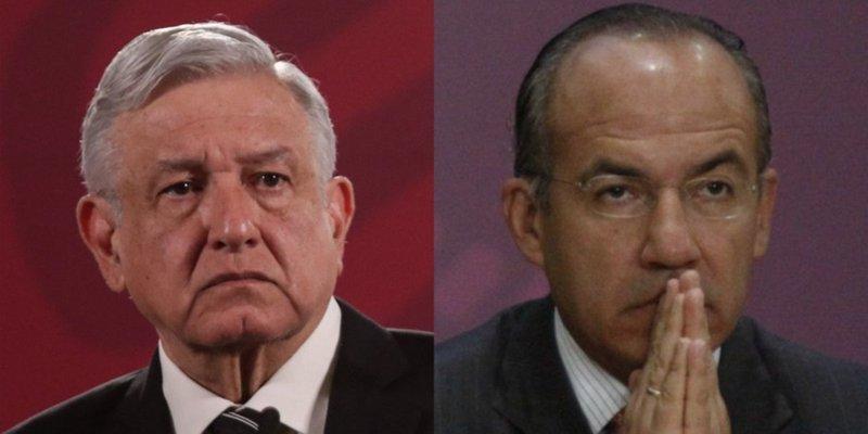 Calderón criticó las políticas públicas de AMLO: 'van en sentido contrario al cambio climático'