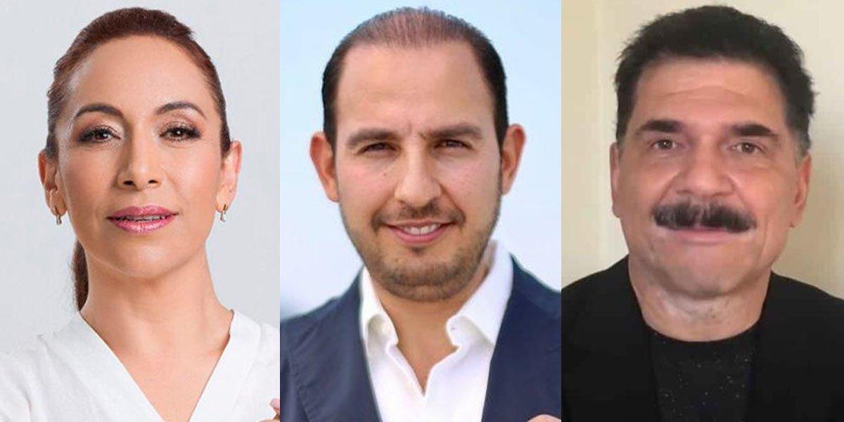 Marko Cortés se perfila para reelección en el PAN, aspirantes acusan simulación