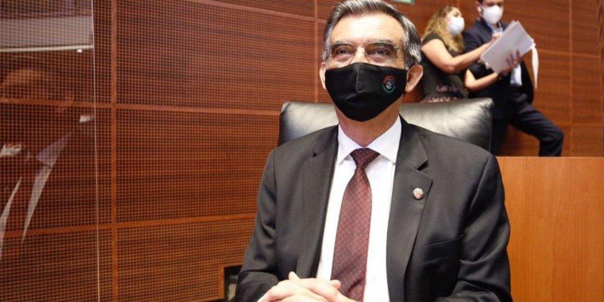 Américo Villarreal aventaja en preferencias para gobernador de Tamaulipas: Enkoll