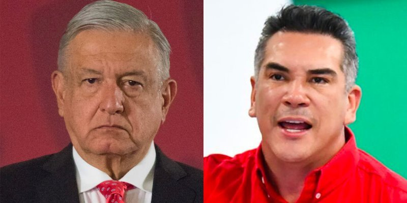 AMLO pide a Alejandro Moreno rectificar postura contra invitación a Quirino Ordaz