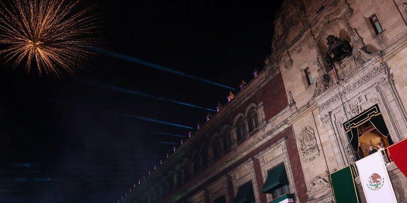 Grito de Independencia se realizará sin público ante COVID-19, anuncia AMLO