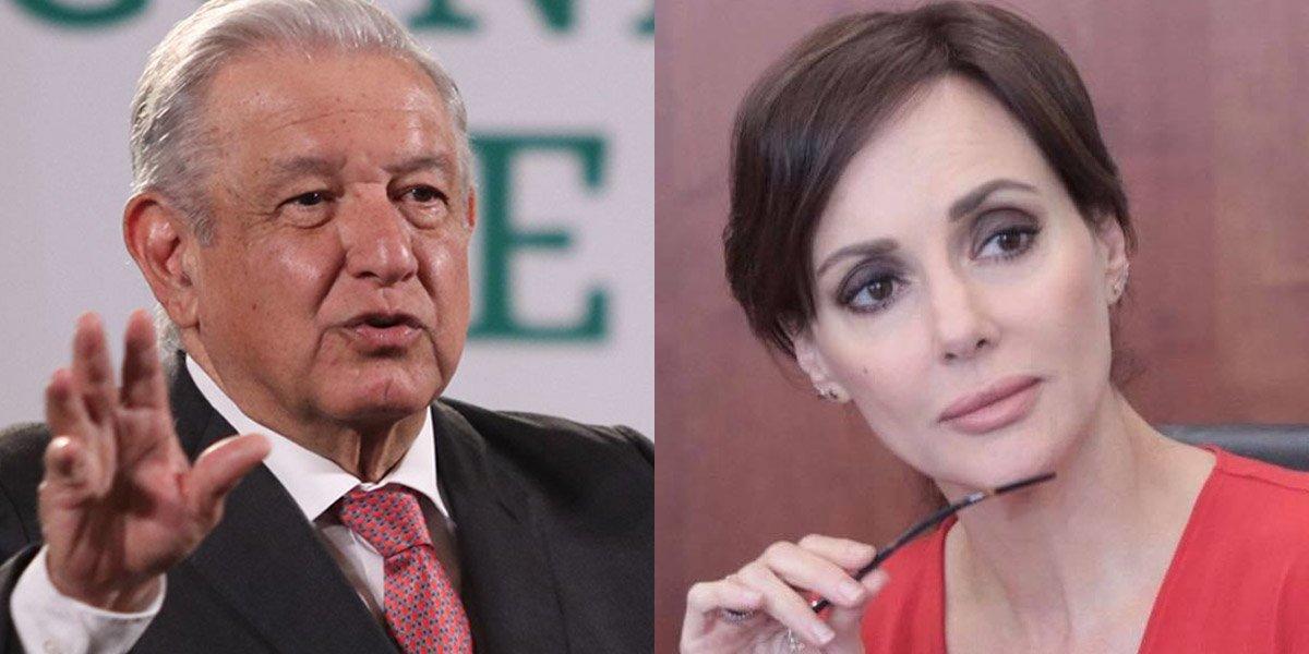 AMLO manda mensaje para Lilly Téllez: 'eres liberal o conservadora'; ella le responde