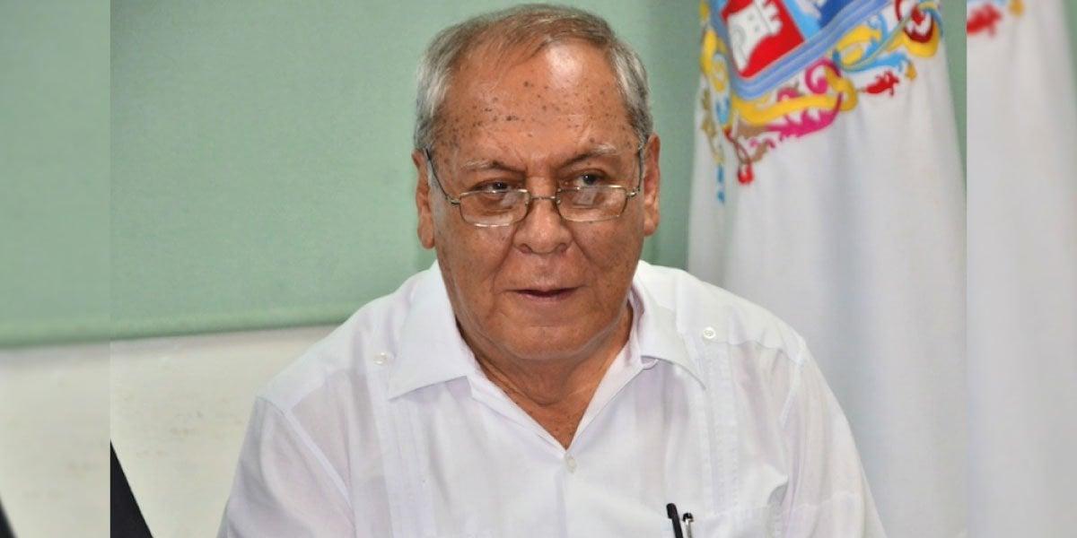 Aníbal Ostoa pide licencia en el Senado, ocuparía secretaría de Gobierno en Campeche