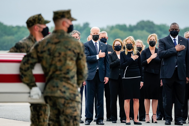 Biden destaca la unidad nacional mostrado por EUA tras eventos del 9/11