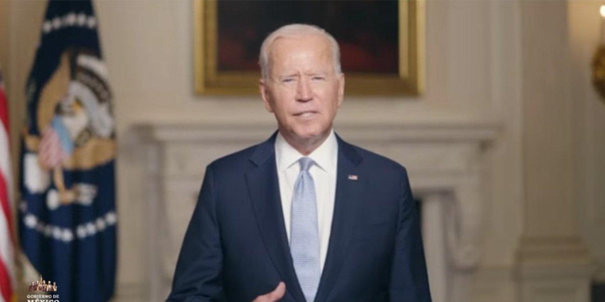 Joe Biden felicita a México por 200 años de la Independencia: EUA no tiene un amigo más cercano