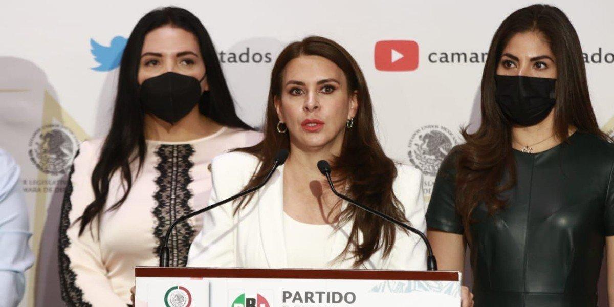 Carolina Viggiano amarraría candidatura al gobierno de Hidalgo