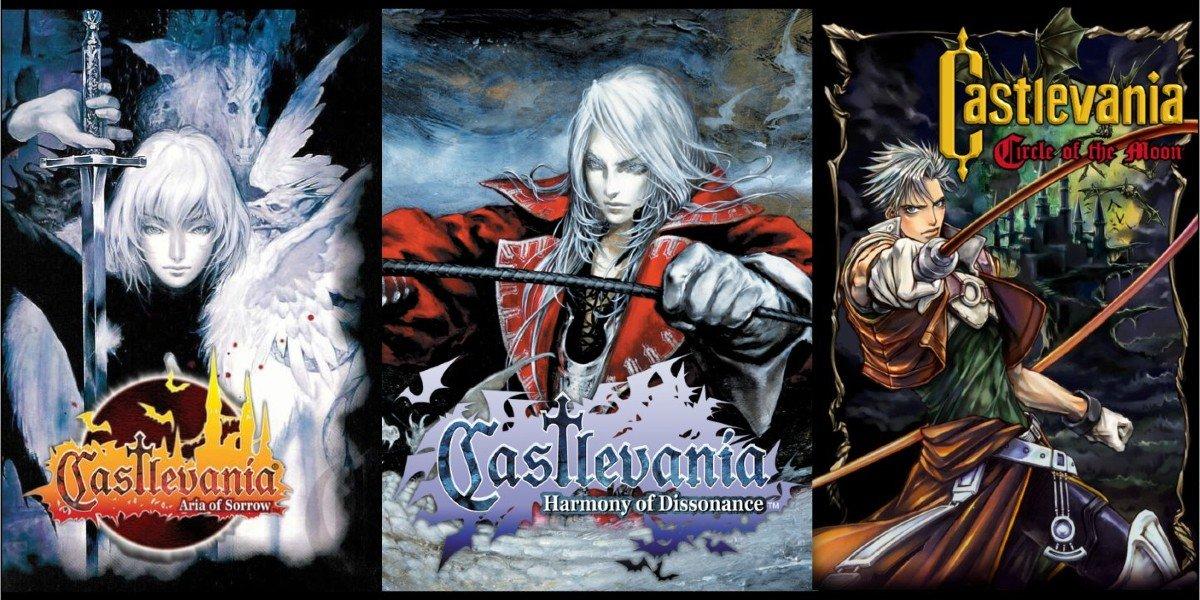 Clásico de Castlevania Advance Collection ya está disponible
