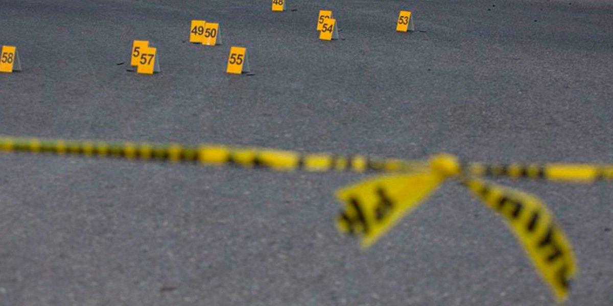 Asesinan al director del Cereso de Colima y a su escolta; su esposa resultó herida