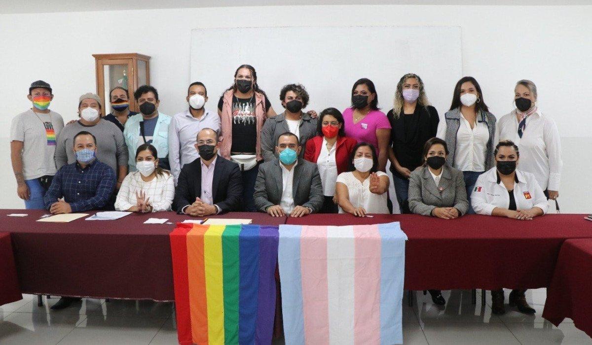 Congreso de Morelos avala Ley de Reconocimiento a la Identidad de Género