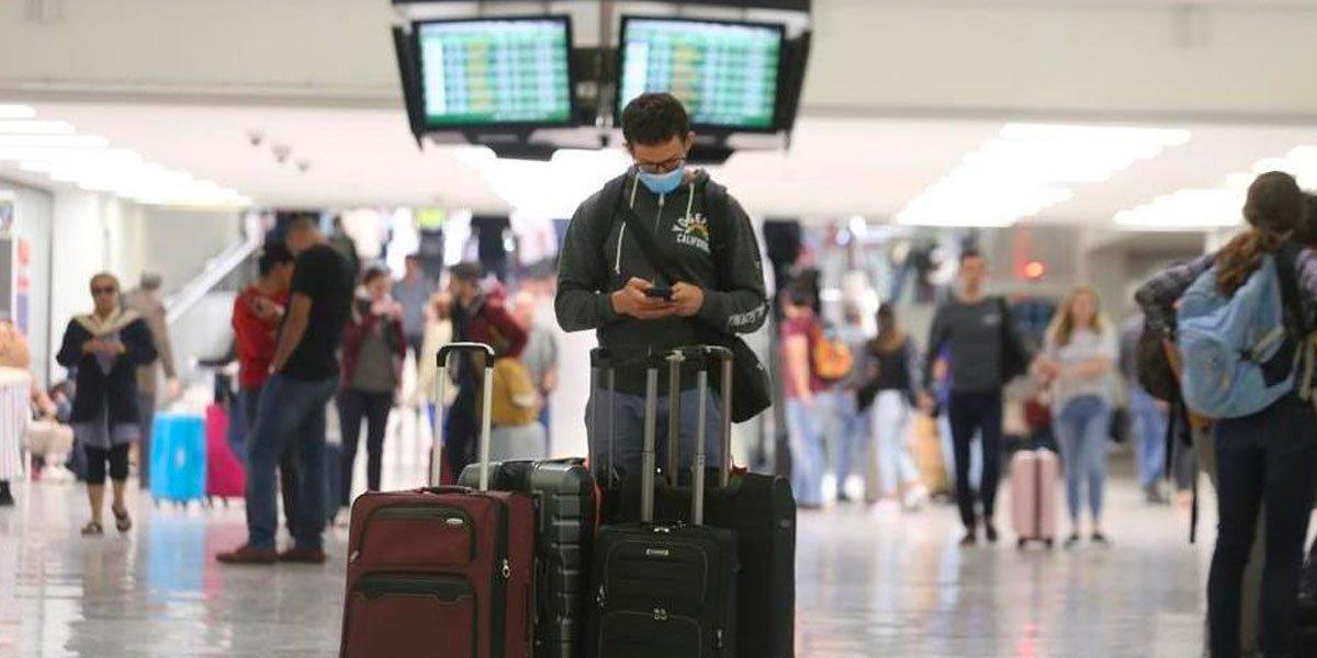 Crece flujo de turistas extranjeros 143% en el año, según informe del Inegi