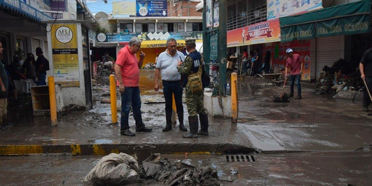Gobierno de Hidalgo emite declaratoria de emergencia en 9 municipios tras inundaciones