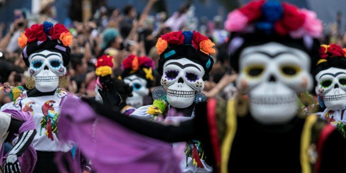 Desfile de Día de Muertos regresa a CDMX tras COVID-19