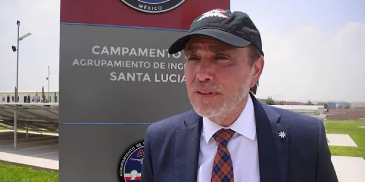 Detienen al empresario Alejandro del Valle, socio de Miguel Alemán Magnani, por caso Interjet