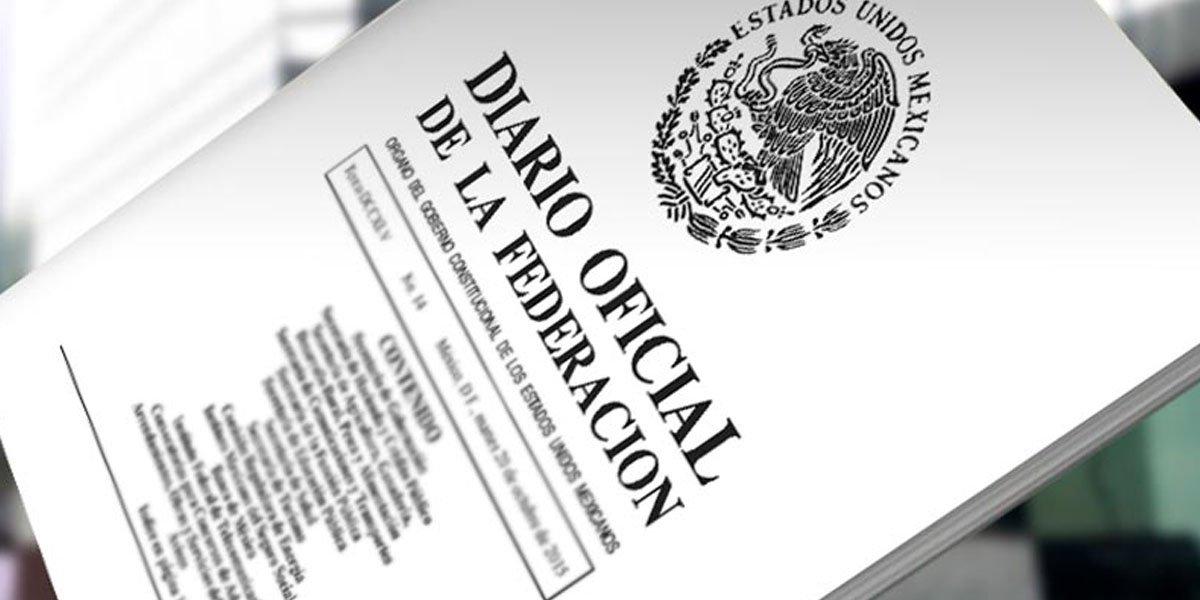 Publican en Diario Oficial de la Federación la Ley de Revocación de Mandato