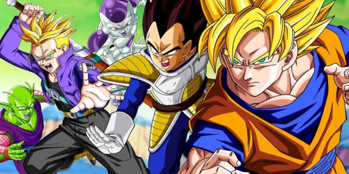 Ellos son los 10 mejores personajes de Dragon Ball Z