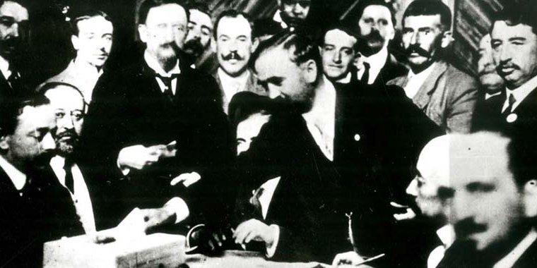 Elección de 1910, hasta los espíritus votaron por Francisco I. Madero