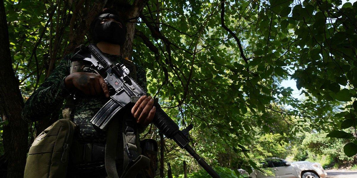Reportan desaparición de cinco pobladores durante ataques del CJNG en Tepalcatepec