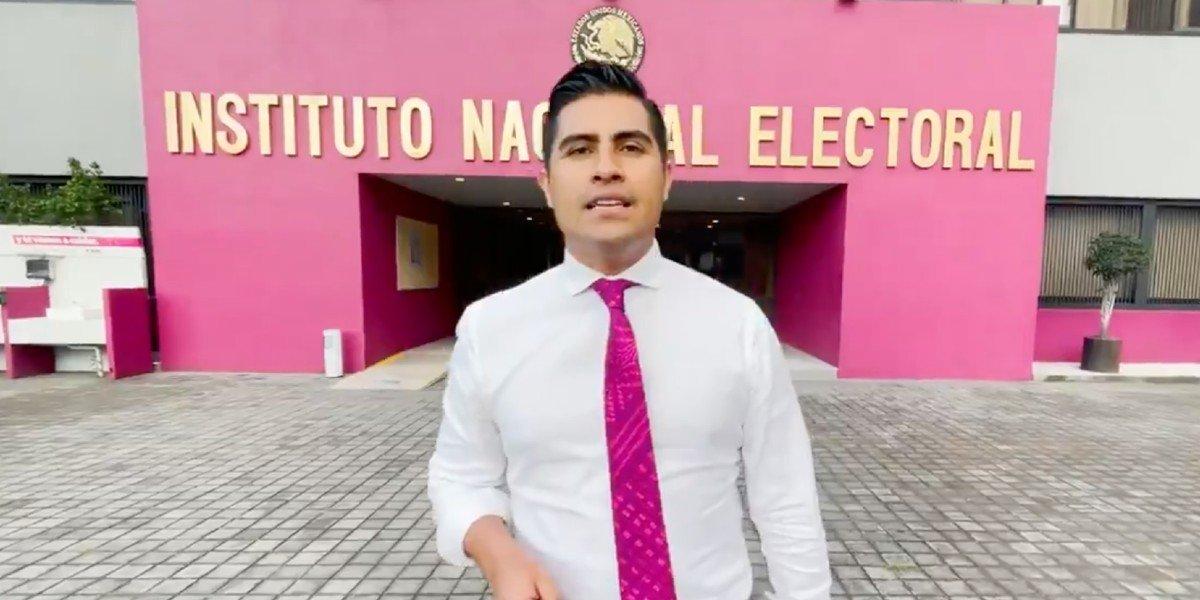 Morena presenta queja contra Sí por México por 'boicot' revocación e mandato de AMLO