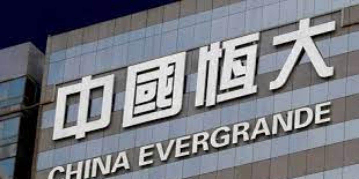 Inmobiliaria Evergrande de China de desploma en la Bolsa de Hong Kong en 10.63%
