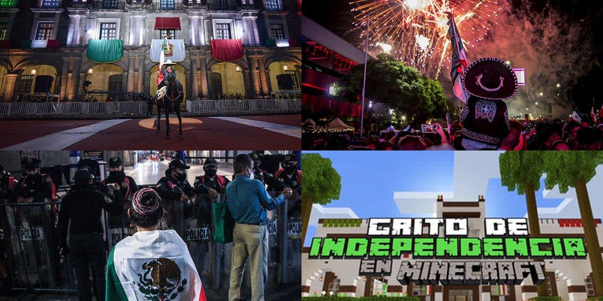 ¿Cómo celebrarán CDMX y los estados la Independencia de México?