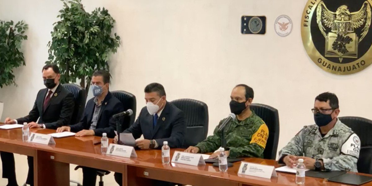 Fiscalía de Guanajuato descarta crimen organizado en ataque bomba en Salamanca