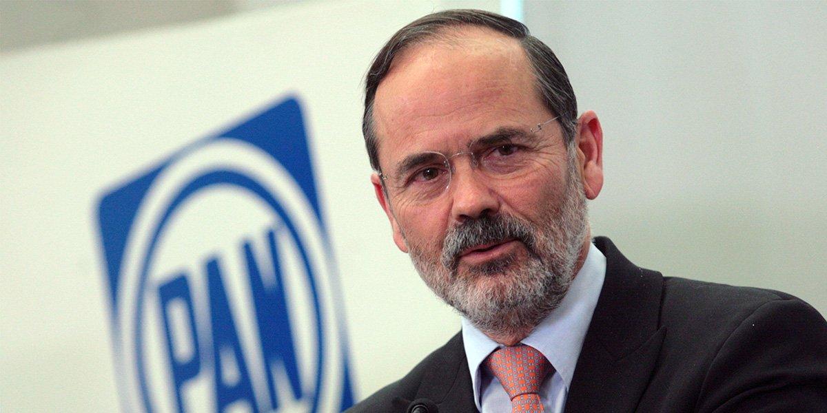 Gustavo Madero asegura que el PAN está en riesgo de captura, cooptado por su dirigencia