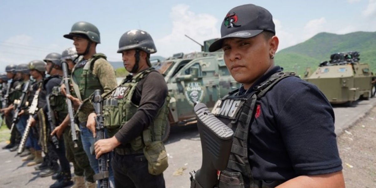 CJNG amenaza a policías de Guatemala; piden que devuelvan cargamento de droga decomisado