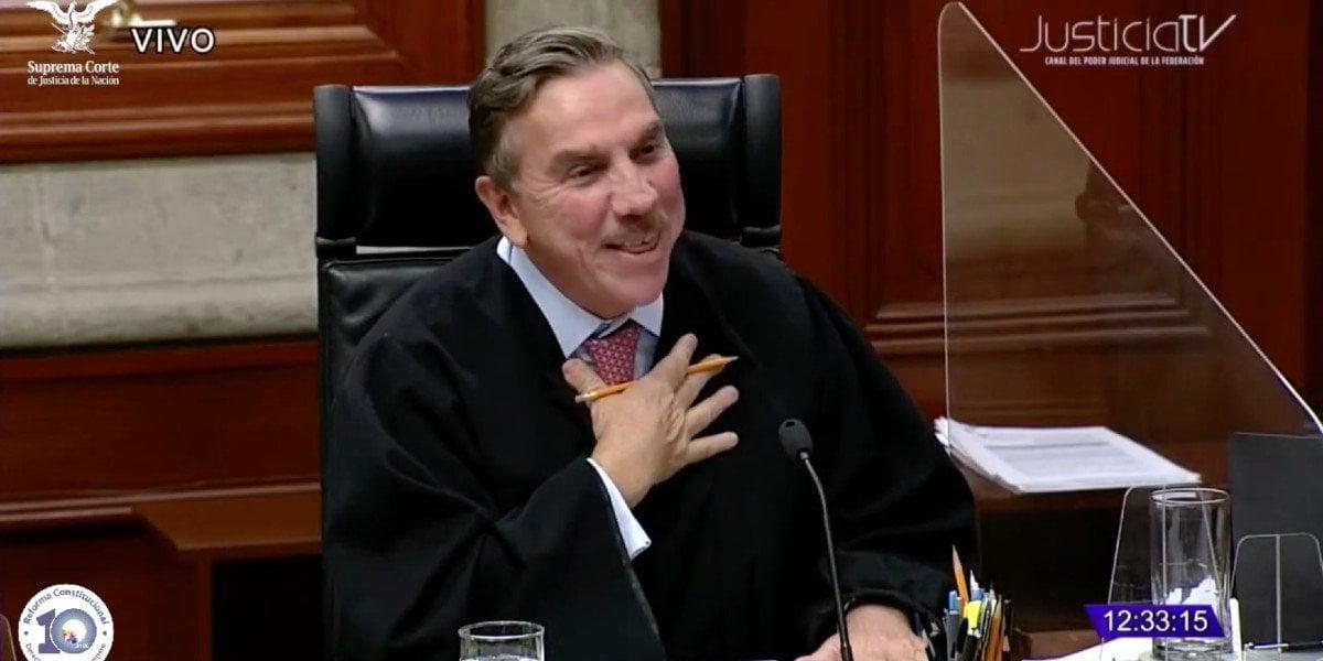 Ministro Javier Laynez niega haber conducido en estado de ebriedad en Coahuila