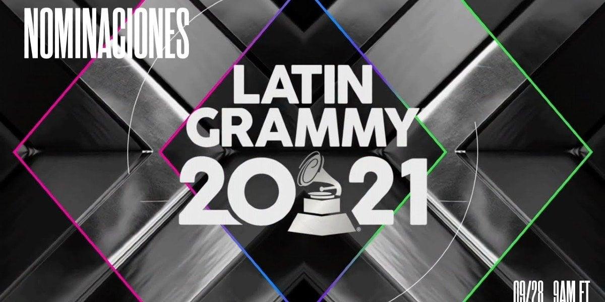 Esta es la lista de los nominados a los Latin Grammy 2021
