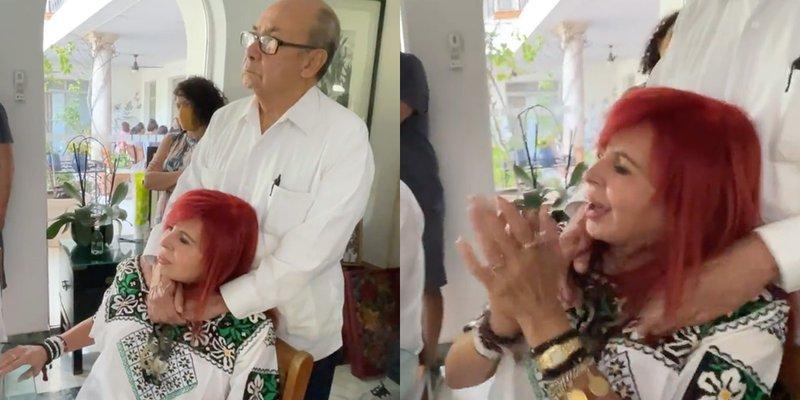 Layda Sansores celebra fallo del TEPJF a su favor en Campeche: 'ya se escucha el rugido del jaguar'
