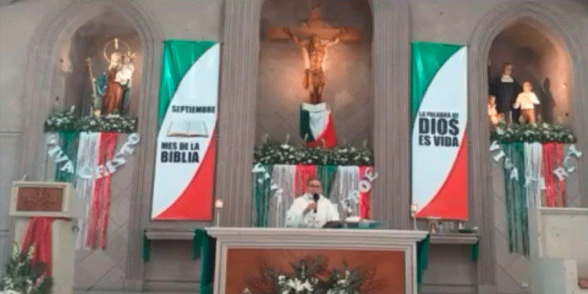 Exhiben a sacerdote por postura contra aborto: 'mejor maten a sus hijas para que ellas no estorben'