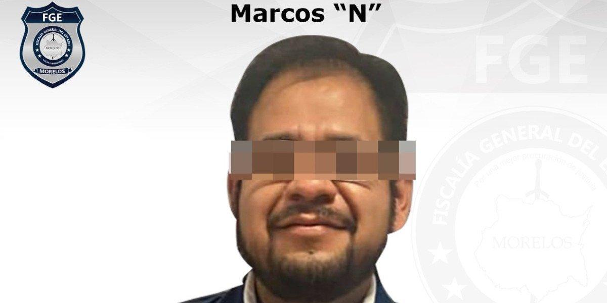 Exdiputado del PES es detenido en Morelos acusado por el delito de violación