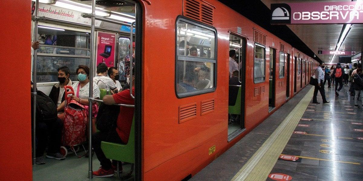 Capitalinos podrán saber cuánto tarda en llegar el Metro; CDMX prepara app