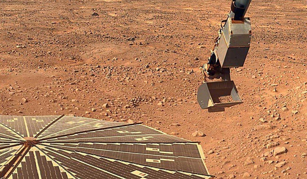 NASA registra terremoto en Marte que duró casi hora y media