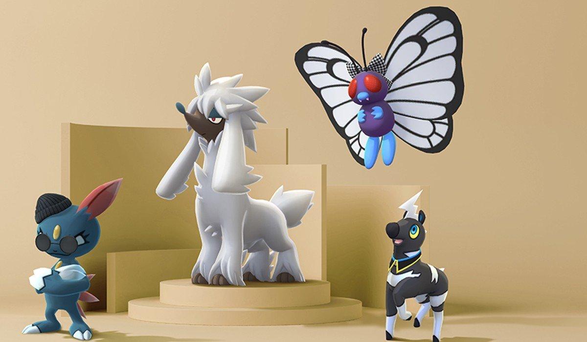 Pokémon Go celebra su propia semana de la moda