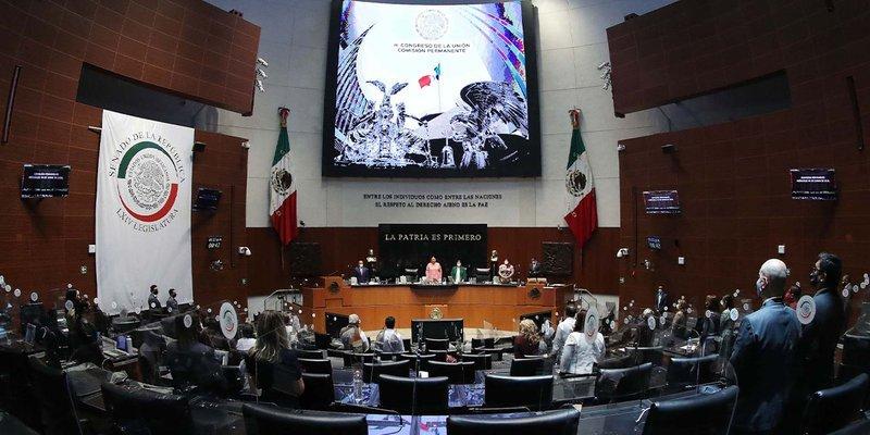 Senado palomea que sorteos sean mecanismo para enajenación de bienes