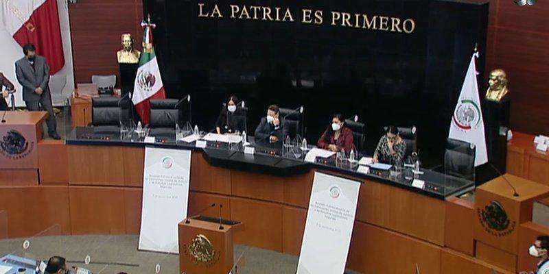 Avanza en comisiones del Senado Ley de Juicio Político; PAN,PRI, PRD y MC advierten acción de inconstitucionalidad