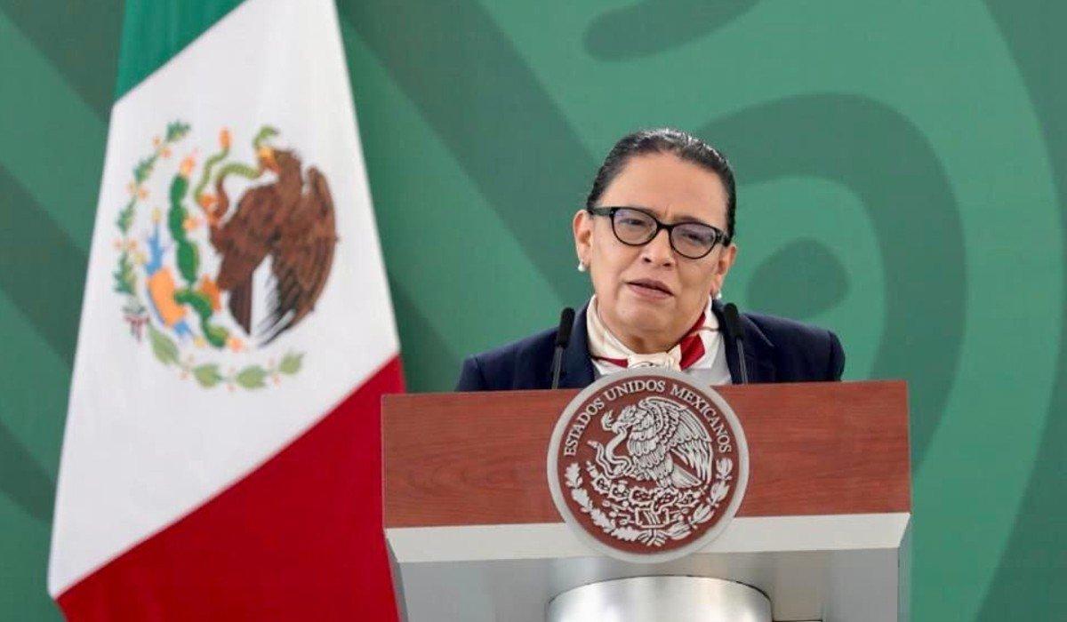 Rosa Icela Rodríguez arranca fin de semana en Colima