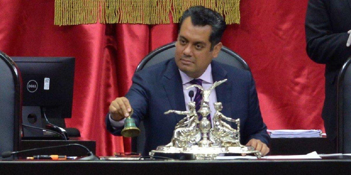 Caso Anaya agarra sin información a presidente de San Lázaro