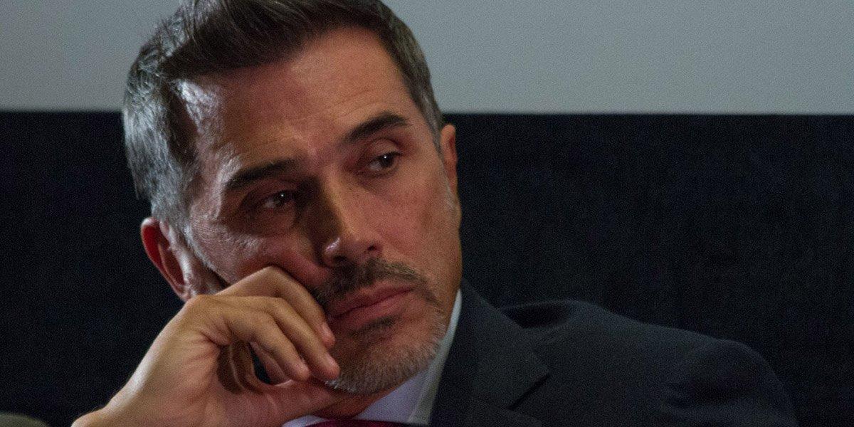 Reportan que Sergio Mayer se encuentra hospitalizado, delicado pero estable