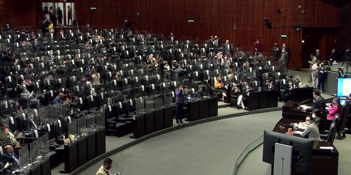 Cámara de Diputados avala sin cambios la Ley Federal de Revocación de Mandato; pasa al Ejecutivo