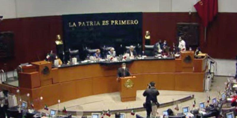 Senado avala por unanimidad la Ley de Juicio Político; regresa a San Lázaro con modificaciones