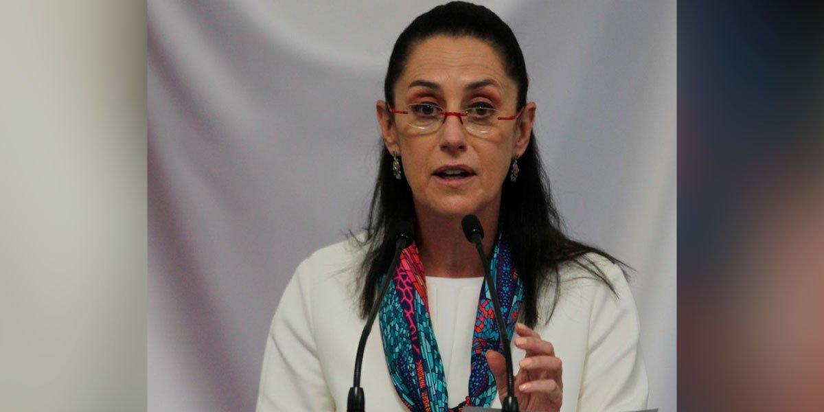 Feminicidio en CDMX se redujo en 24%, afirma Sheinbaum durante Tercer Informe