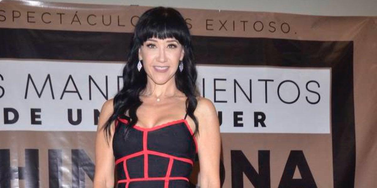 Susana Zabaleta rechazó posar sin ropa por misma cifra millonaria que a Demi Moore