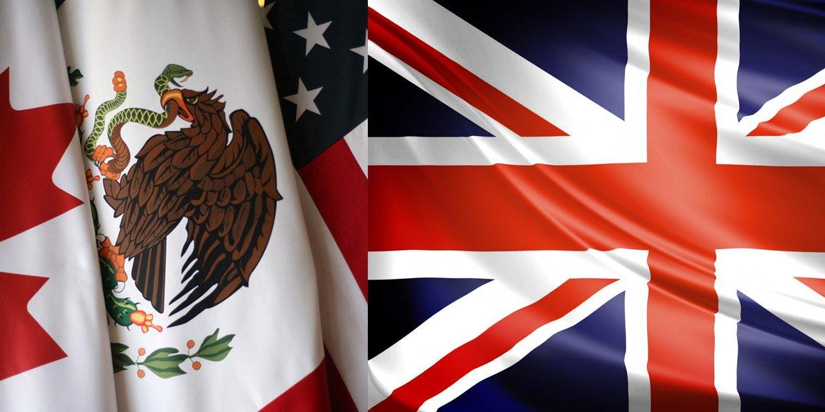 Gran Bretaña explora integrarse al T-MEC con México, EUA y Canadá