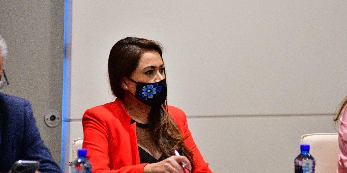 Teresa Jiménez llama al PAN a una elección interna para candidato en Aguascalientes