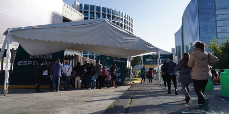Millennials de AO, Xochimilco y Cuajimalpa recibirán segunda dosis: fechas y sedes